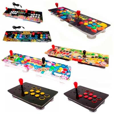joystick arcade maquina recreativa comprar