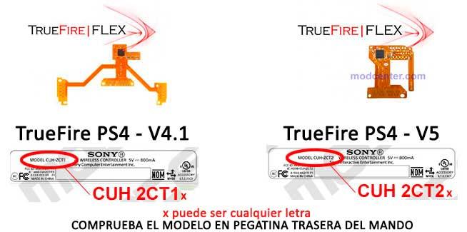 Chip turbo mando ps4 rapid fire comprar version amndo