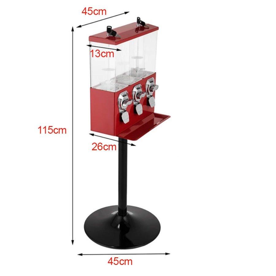 maquina expendedora, vendig bar profesional