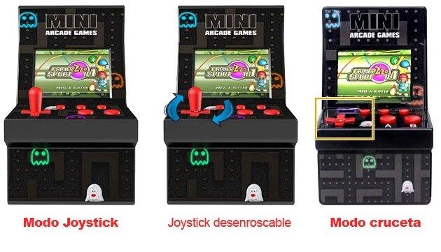 Maquina arcade mini
