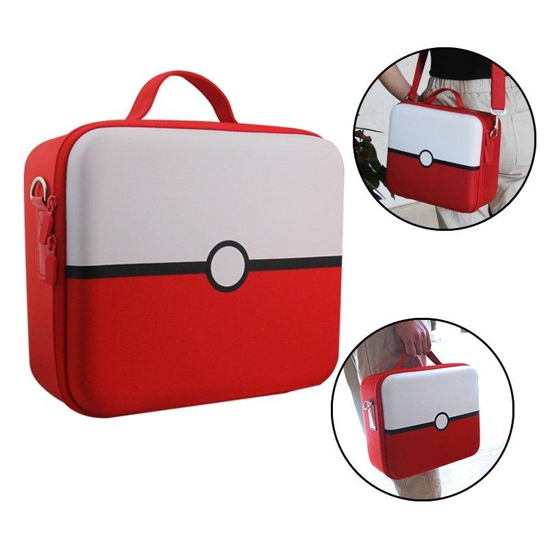maletin mochila transporte nintendo switch