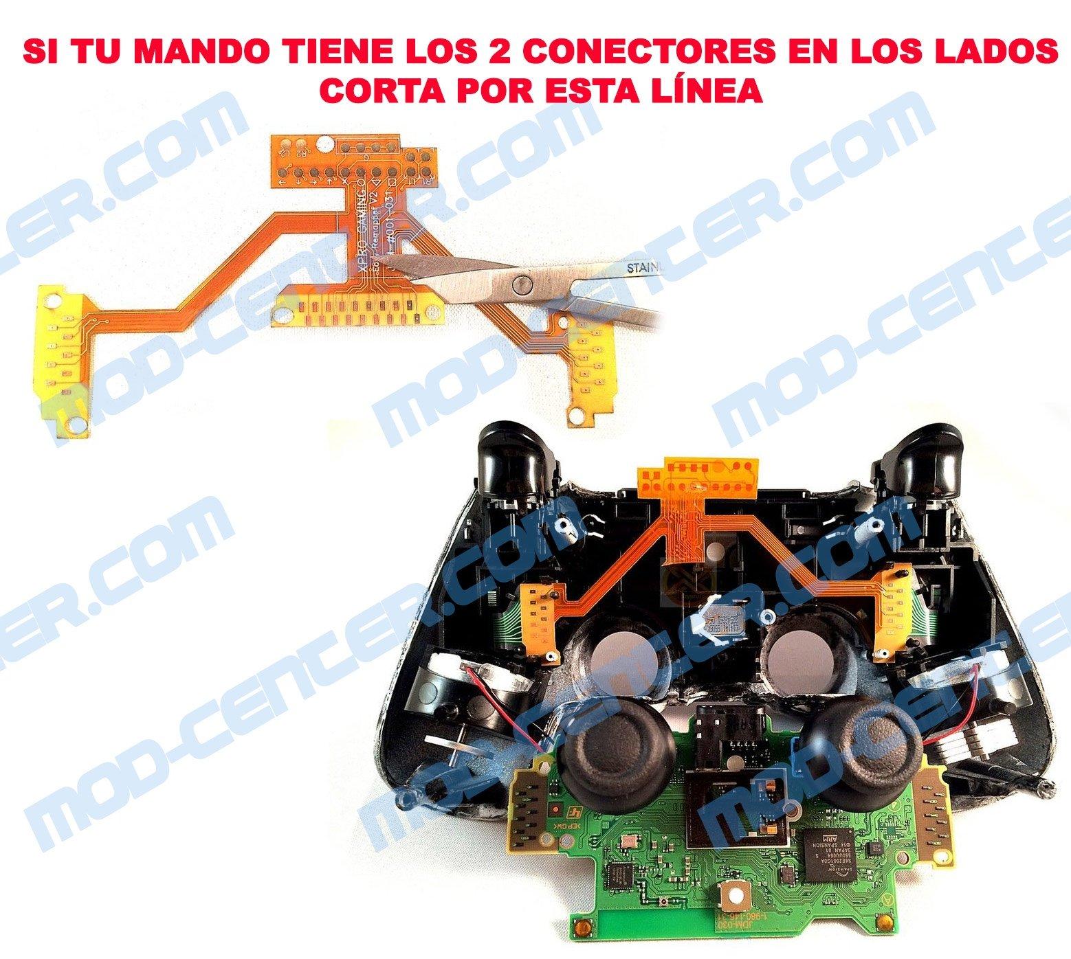 manual de instalacion easy remapper