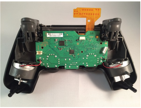 esquema soldadura instalacion pulsadores palancas scuf