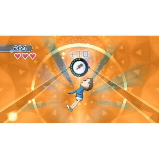 motion plus juego wii